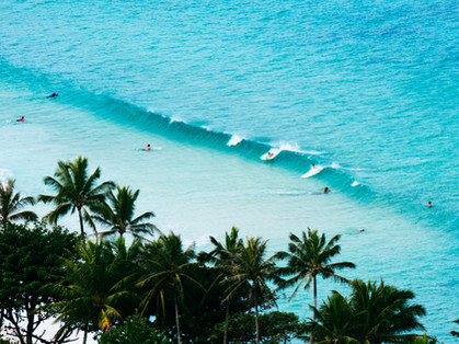Which is your perfect surf spot? - ¿Cuál es tu ola perfecta?
