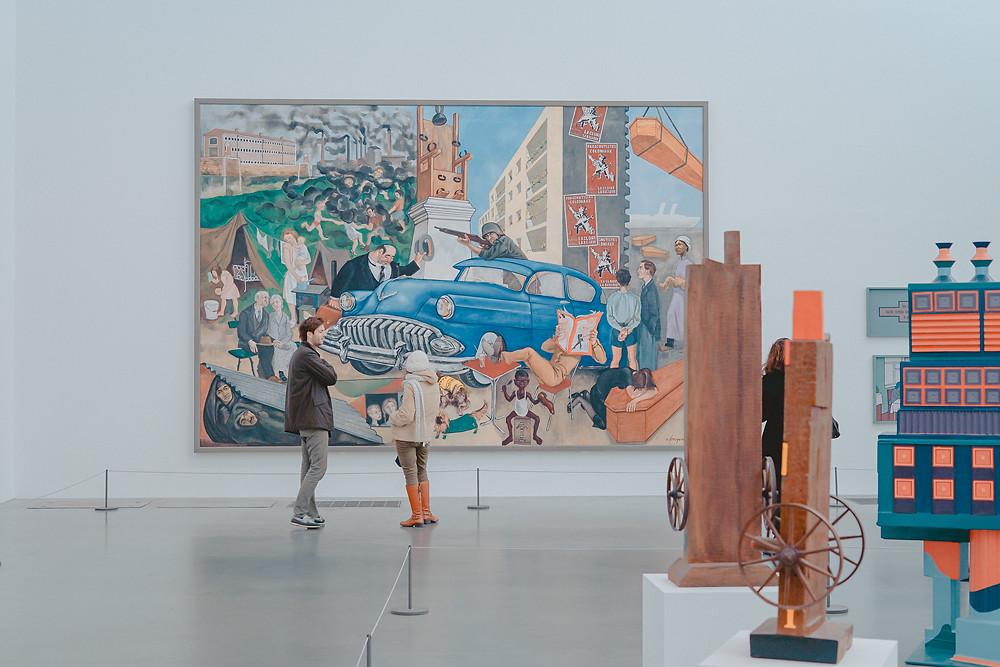 Tate Modern exhibition