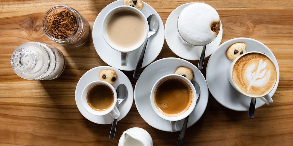 Coffee with Carozza