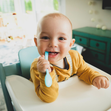 10 tips you NEED to know BEFORE starting solids
