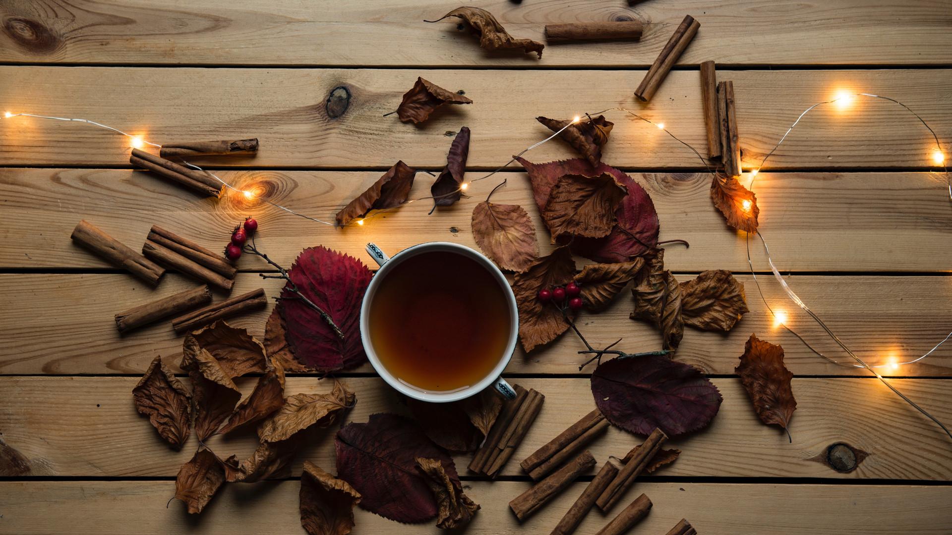 tea with cinamon