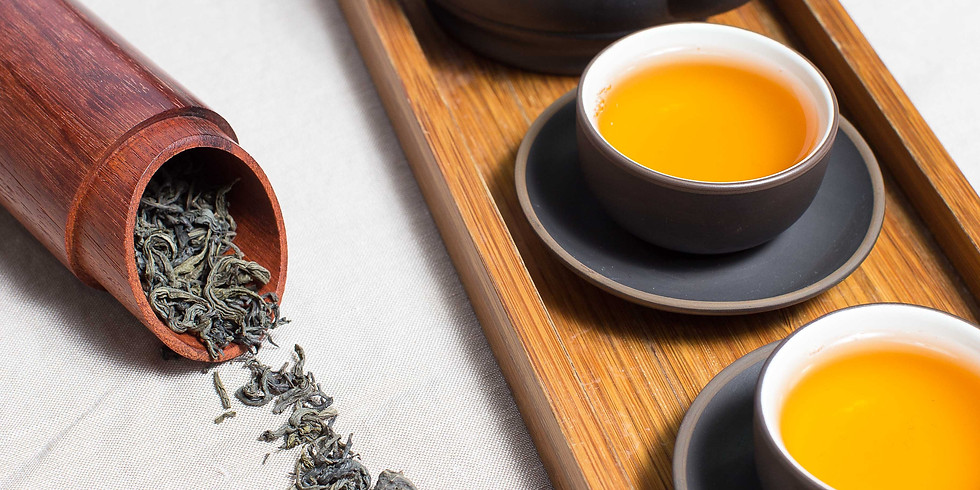 Chinese Tea Ceremony with Mei