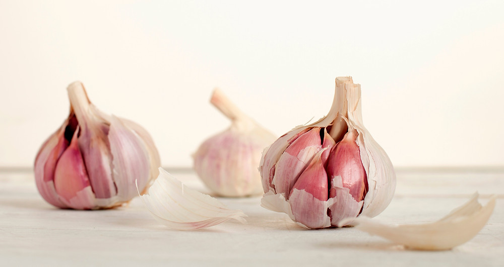 Chinese herbs like garlic to strengthen immunity against COVID19