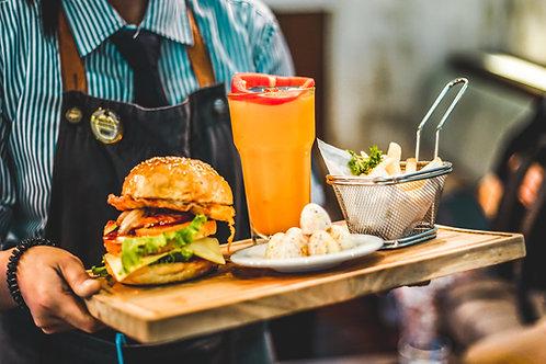 Hospitality Skills - Food & Beverage