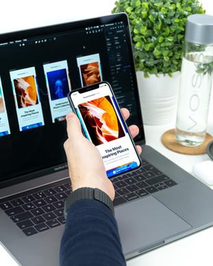 Mobile UX UI Design Course