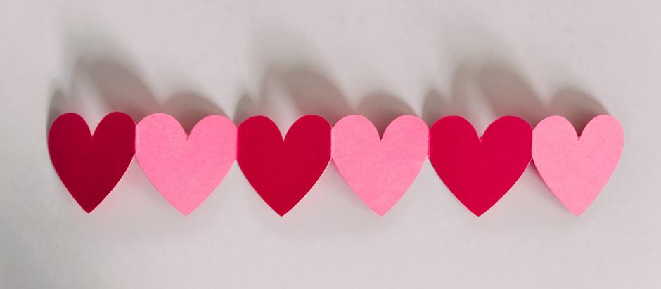 Love Lockdown- Valentine's Ideas