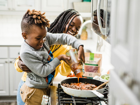 Getting Kids Involved in the Kitchen