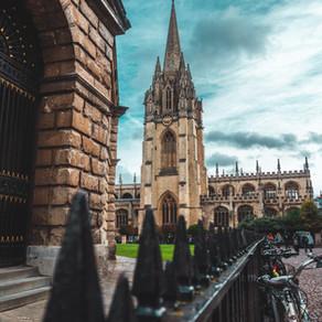 Leia's Journey to Oxford