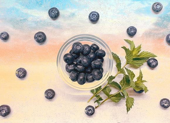 Blueberry Thyme Sugar Scrub