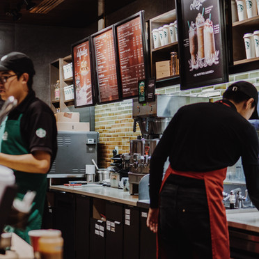 What does it take to open a Starbucks?