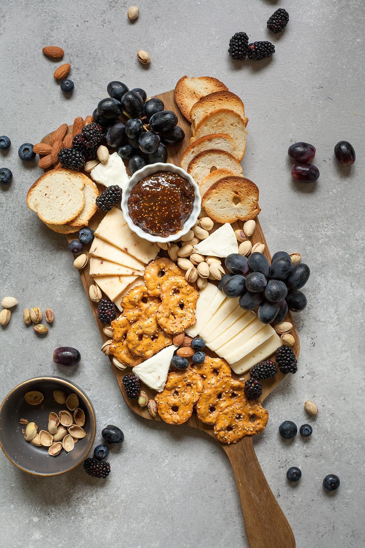 luxurious snacks at home - san ramon