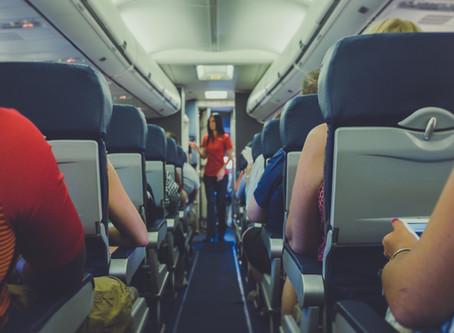 Internationally flying cabin crew interview