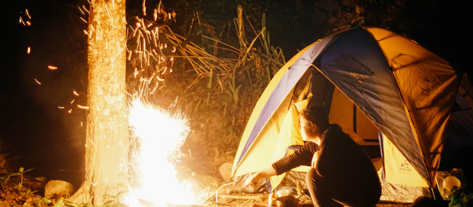 How to Prepare For Bad Weather On Your First Camping Trip?