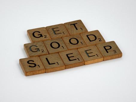 Why sleep?