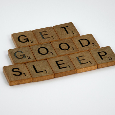 The Importance of Sleep on...well...Everything!
