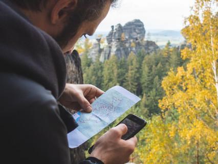 Einfluss der Digitalisierung Tourismus und seine Umweltwirkung