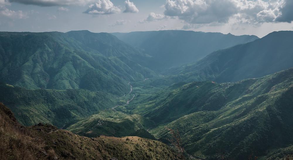 paragliding in shillong