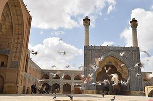 CK HAMIDI - Velký okruh Íránem: Yazd