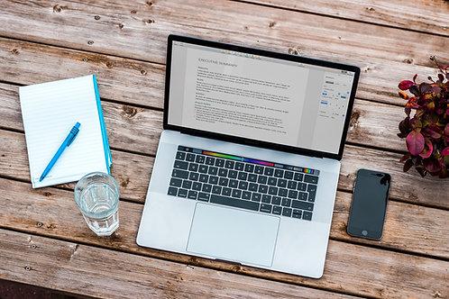 Resume Writing Service - Premium