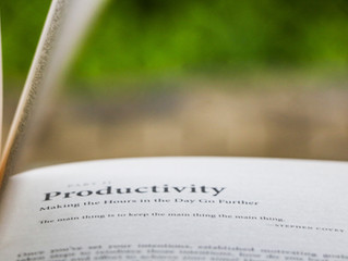 Hints to boost productivity through Covid-19