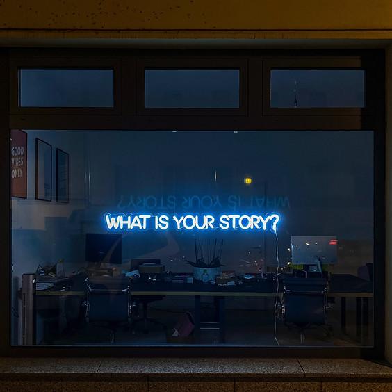 Storytelling & New Members Meeting