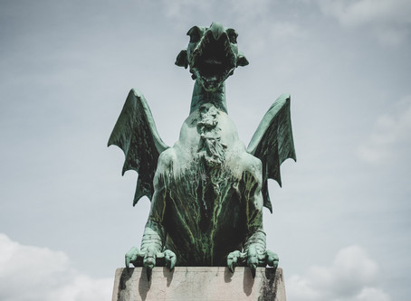 Saturday Writing Prompt - Dragon's Breath -8th August