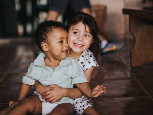 As They Grow: The Power of Language