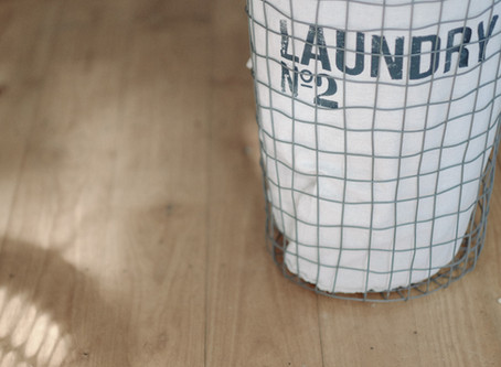 Packing - The Laundry Basket Trick