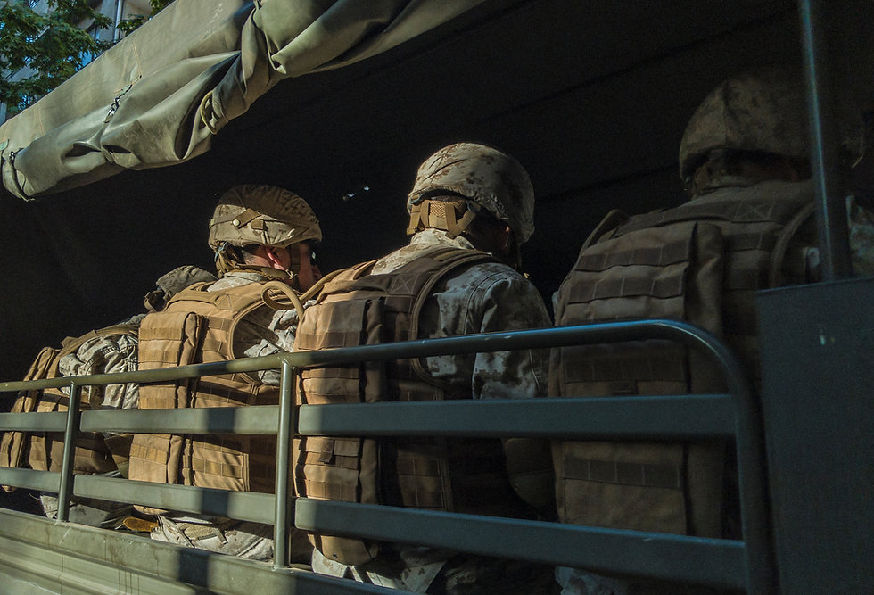The Military at Aeros