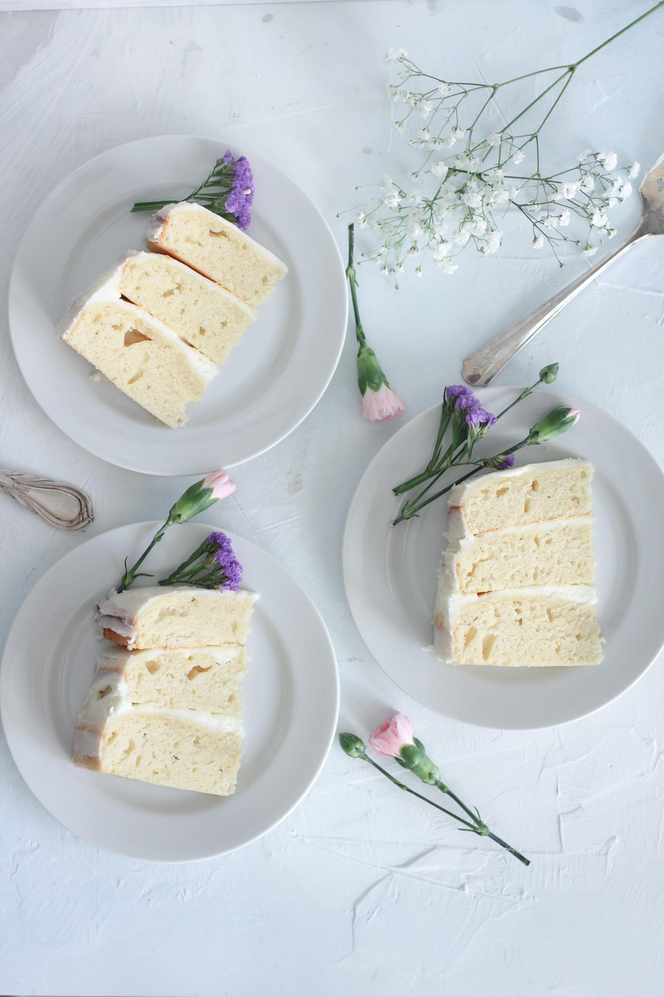 Cake Tasting & Consultation for Three