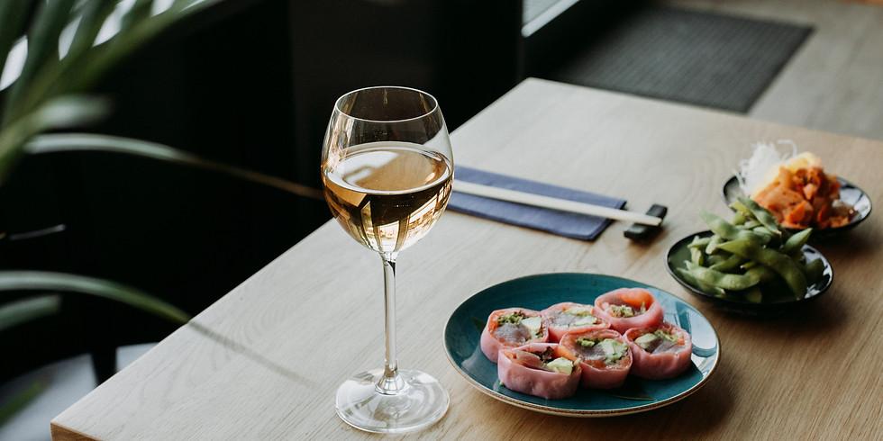 Wine Pairing Class & Tasting (Virtual)