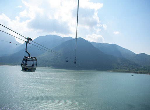 Lantau Island Cable Car