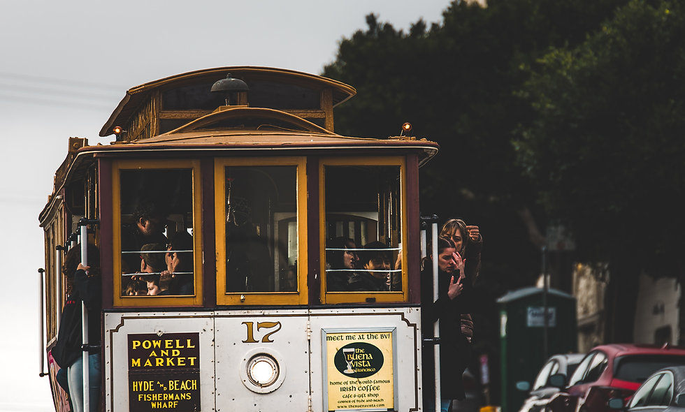 San Francisco Trolley Tour