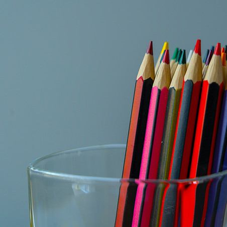 Inspired Learning: Benefits of Using an Adult Coloring Book