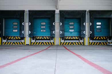 Logistik Outsourcing mit blauband