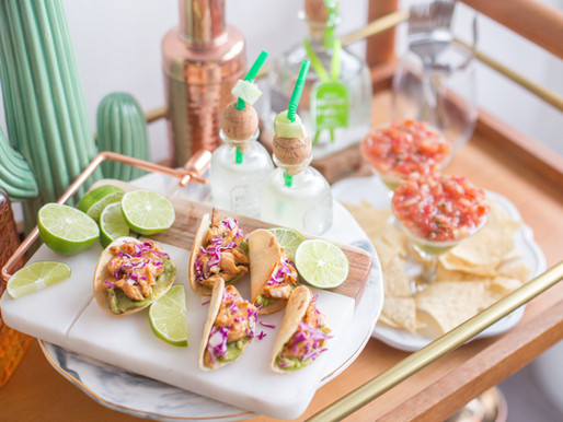 Celebrate Cinco de Mayo at Home!