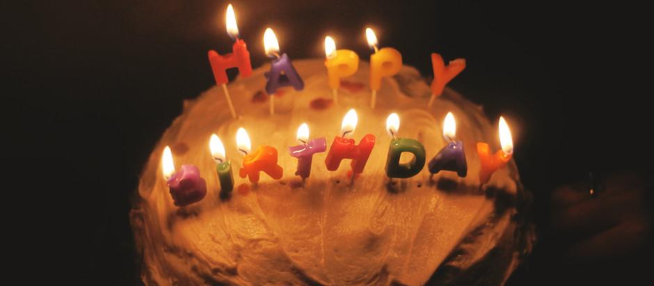 One Way to Make Birthdays Special