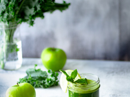 Green Juice for St. Patty's Day