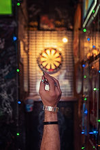 Stay Home darts Onokun Cap 3000縁