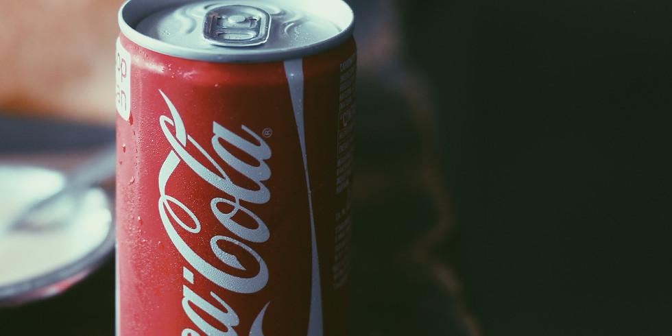Coke Fundraiser Pickup