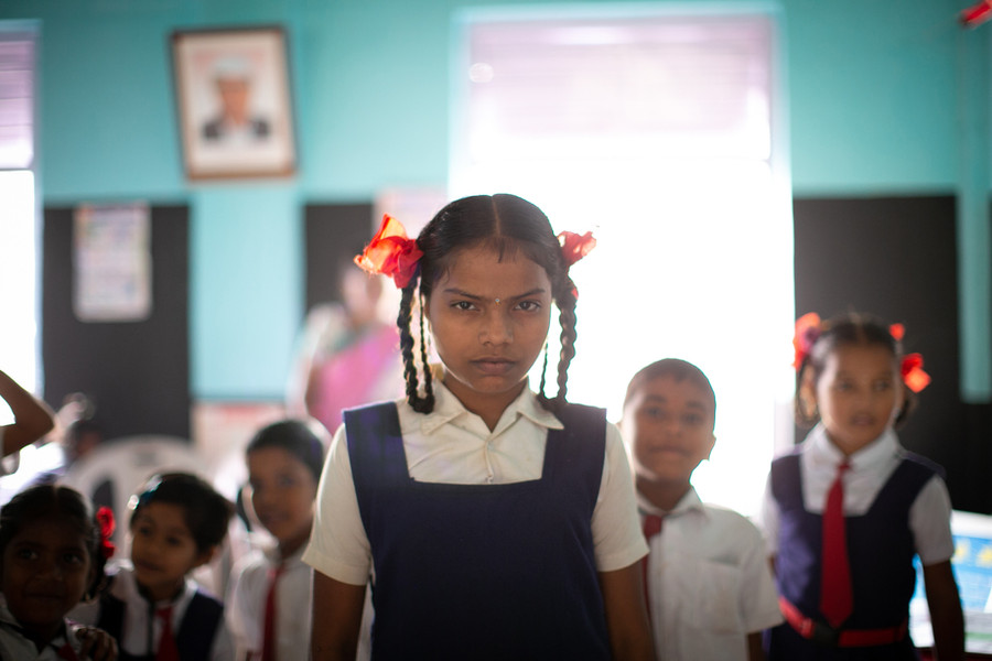 Worldwide, less than 40% of countries provide girls and boys with equal access to education.