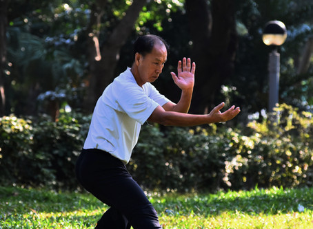 Healthy Mind and Body  with Tai Chi