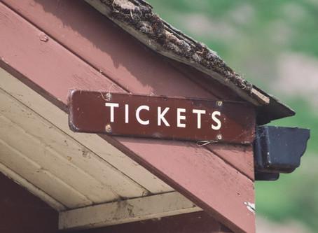 Last minute tickets