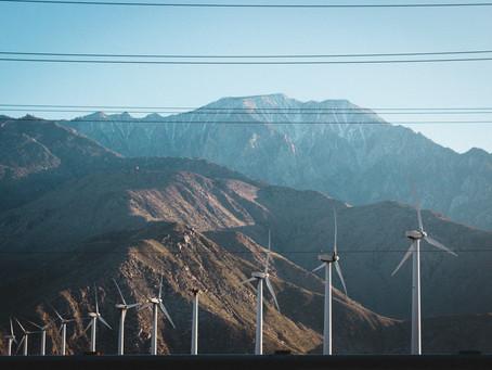 Kanskje bedre med biokull enn vindkraft?