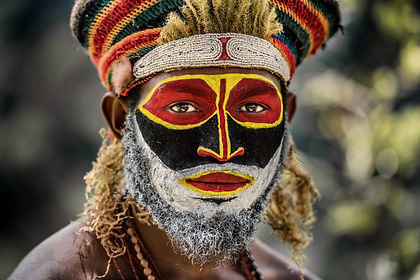 Imagine an island where hundreds of languages are spoken, where people are still relying on their Stone Age heritage.  Now throw in some of the remotest and least travelled mountains and valleys, all clad in lush rainforest, and you have a region where true adventure awaits.  Our two week tour of New Guinea will take you to both countries that lay claim to the island - Papua New Guinea and Indonesia's Irian Jaya.   Explore unique villages along the Karawari River, enjoy incredible biodiversity at Rondon Ridge and meet the tribes from the Wamena Highlands and the Baliem valley during the Baliem Valley Cultural festival.