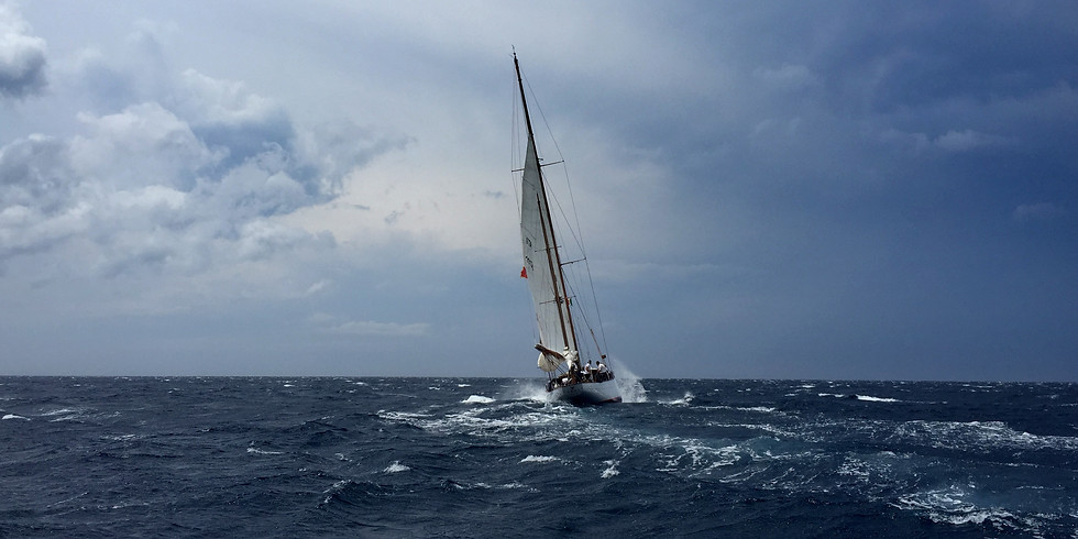 Competing in the Clipper Round the World