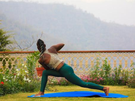 What is Intermediate Yoga?