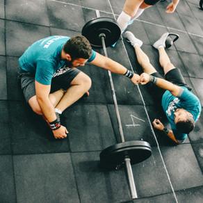 Are You God's Gym Buddy?
