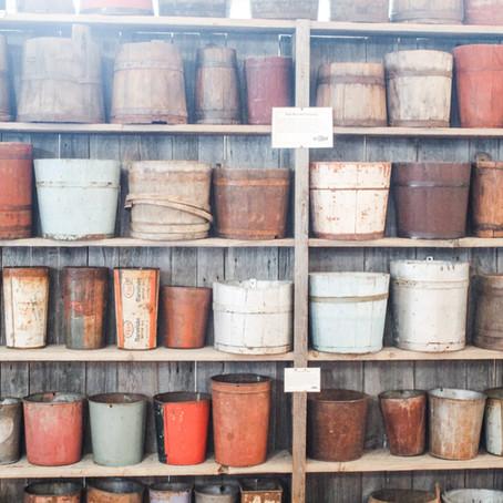 O que é a teoria dos baldes?