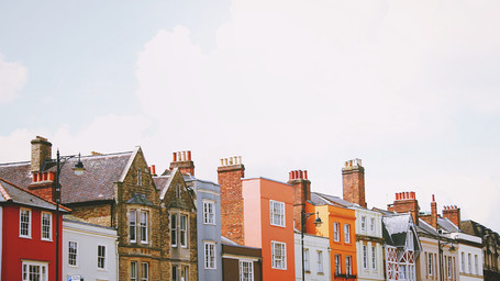 From The Kitchen Window - Houses